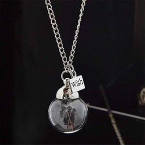 Beautiful Dandelion Necklace